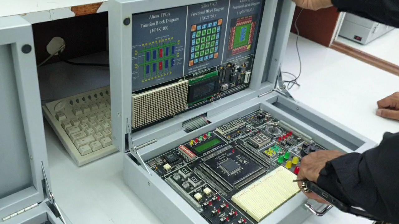 micro & fpga lab
