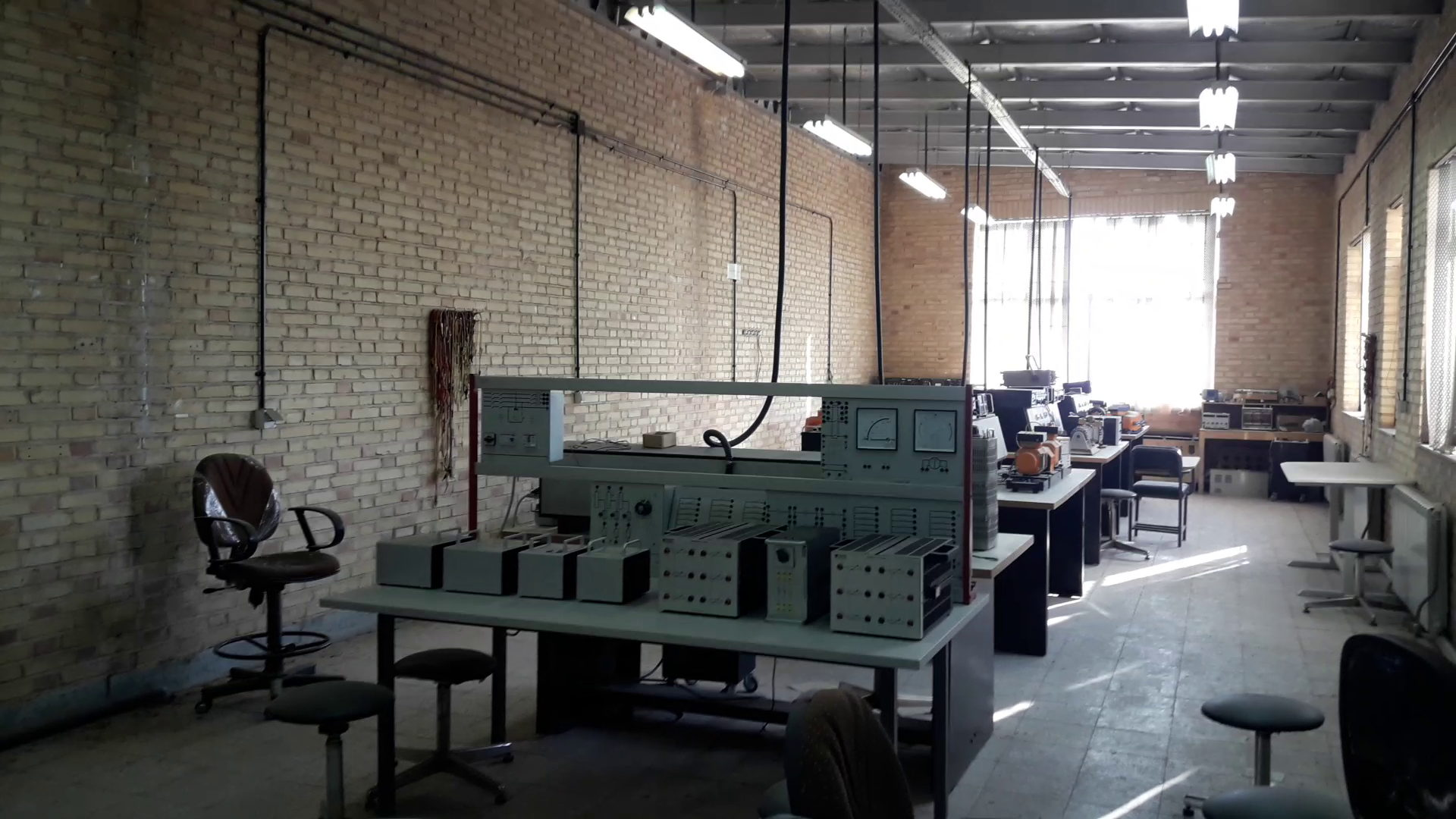machine laboratory shahrood university