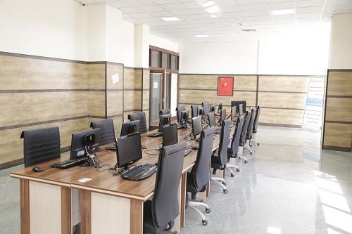 بخش پایاننامهها- کتابخانه مرکزی و مرکز اسناد دانشگاه صنعتی شاهرود